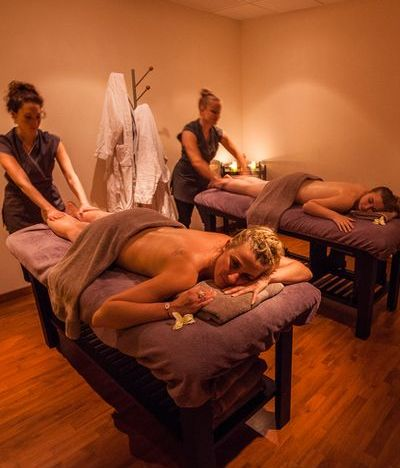 Spa - Massage in the Vosges